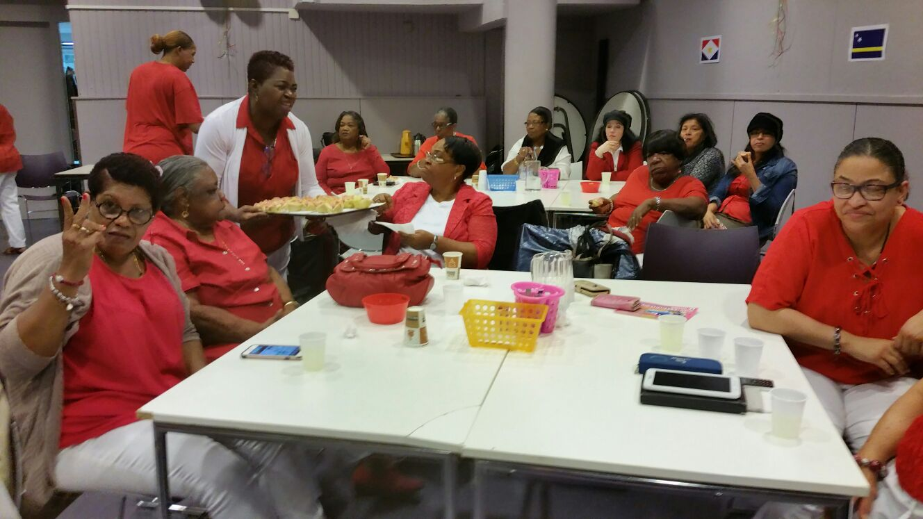 Senioren positief over culturele middag Amor i Alegria