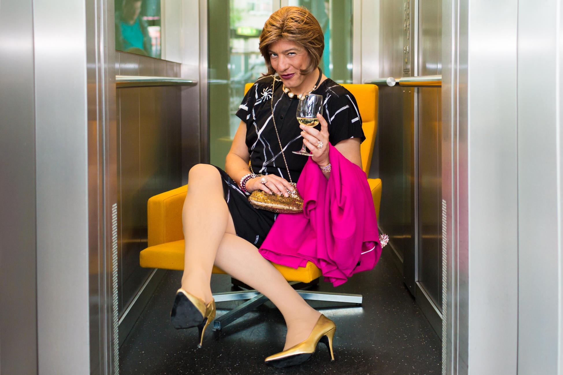 Marja van Katendrecht helpt graag anderen