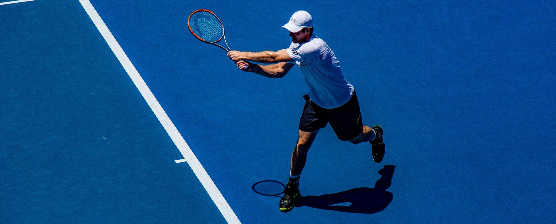 Met groepen ouderen naar ABN AMRO Tennistoernooi