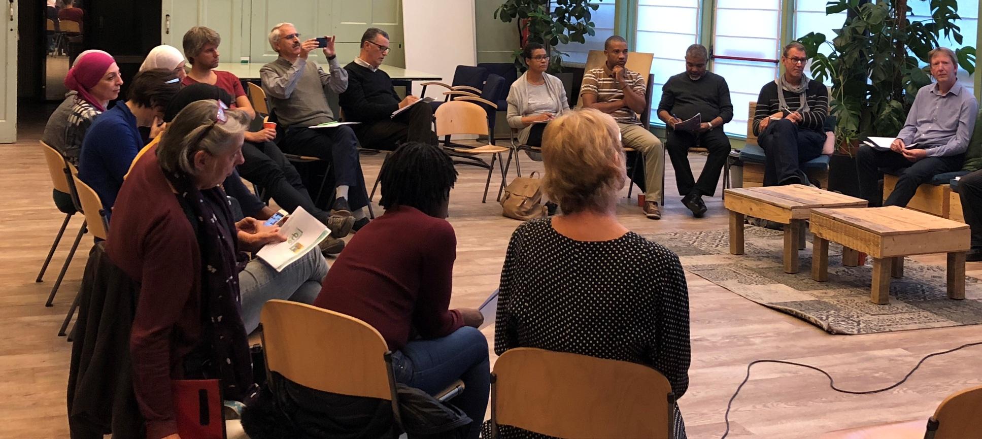Oudere migranten en eenzaamheid  in Delfshaven